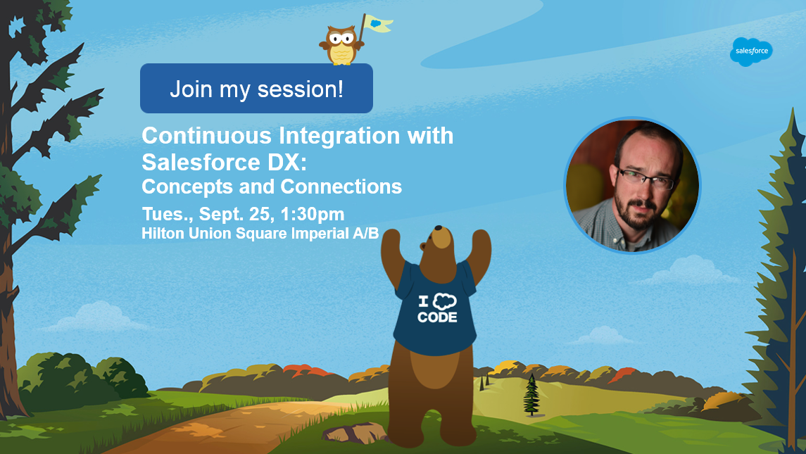 Dreamforce Session Information